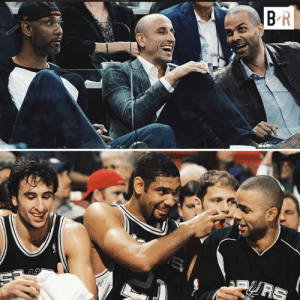 San Antonio Spurs, San Antonio, and Spurs: Time flies.  (h/t San Antonio Spurs)