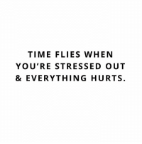 Stressed but make it art. And now you can shop our brand new curated art collection with @artsugar.co exclusively on @shopbetches. link in bio or betches.co-artsugar: TIME FLIES WHEN  YOU'RE STRESSED OUT  & EVERYTHING HURTS. Stressed but make it art. And now you can shop our brand new curated art collection with @artsugar.co exclusively on @shopbetches. link in bio or betches.co-artsugar