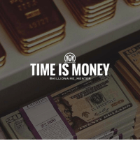 Memes, 🤖, and Millionaire: TIME IS MONEY  @MILLIONAIRE MENTOR  38526701  IG 2.000  S There are 86,400 seconds in a day. But this means nothing to you if you don't know how to use it wisely. Wasted time equals less money💰🌎 millionairementor