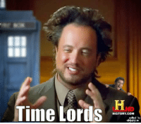 Ancient Aliens: Time Lords  HD  HISTORY.COM  edtad by
