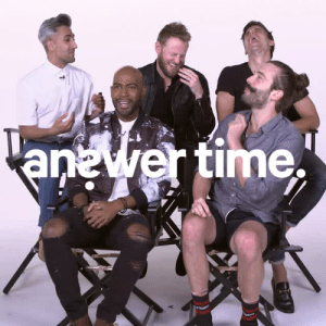 netflix:  Theshitneyspears: If you could do a global edition which country would you want to bring the Queer Eye magic too?See all of our answers here.: time netflix:  Theshitneyspears: If you could do a global edition which country would you want to bring the Queer Eye magic too?See all of our answers here.