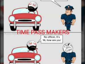 Be Like Bro || Sarcastic Funny Memes || Short Web Series -1 || TIME ...: TIME PASS MAKERS  Ph.7  No officer, It's  Hi, how are you Be Like Bro || Sarcastic Funny Memes || Short Web Series -1 || TIME ...