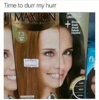 Time,  Durr, and Time to Durr My Hurr: Time to durr my hurr  7,3 https://t.co/Ojf4cGjZxX