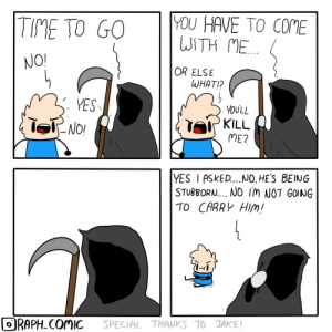 Time to go: Time to go