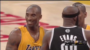 "I Bet, Kobe Bryant, and Memes: TIME WARNER CA  SPORTSN  LIVE  BONUS  4TH :04.8 ""I'm getting p---y.. that means i won, i bet i make this b---h. How much you wanna' put on it?""  ""I'll put 500 grand!""  That time Kobe Bryant savagely bet Gerald Wallace 500k during a clutch moment of the game! https://t.co/XEec7BfyO7"
