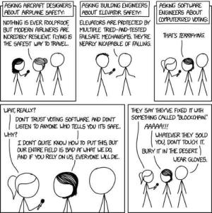 Timeless xkcd in honor of the Iowa Caucuses: Timeless xkcd in honor of the Iowa Caucuses