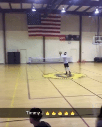 Tag a friend who calls his shot like LaMelo 2.0 right here 👌🏼 (via Timmyj_9-Twitter): Timmy J Tag a friend who calls his shot like LaMelo 2.0 right here 👌🏼 (via Timmyj_9-Twitter)