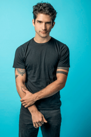 Tumblr, Tyler Posey, and Blog: tinglingpeter:Tyler Posey photographed by Laura Thompson at NYCC 2016