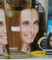 Time to durr my hurr: TINTURA CREME  flu Time to durr my hurr