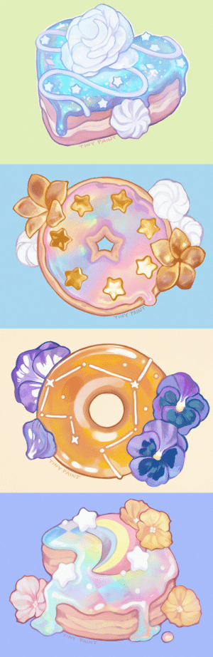 tinypaint:donuts || instagram || twitter: TINY PAIN   AIN   INY PAINT tinypaint:donuts || instagram || twitter