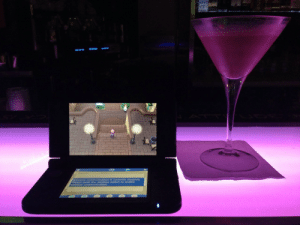 Drinking, Life, and Pokemon: tion is currently disabled.  Wireless  Please push the wireless switch to enable  tion. lameprlncess:  dlubes:  im literally playing pokemon and drinking an espresso martini in a bar right now what is my life  ideal that's what your life is