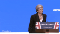 UK Brexit vote fails 202-432; Theresa May Responds (2019, colorized): tir  oPPO  OPPORTUNITY  Bloomberg UK Brexit vote fails 202-432; Theresa May Responds (2019, colorized)