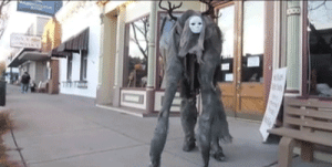 Fucking, Halloween, and Jesus: tlbodine: renthethief:  chemistry-checkmate:  nepetasfatcock:  2spookyasscrack:  onlylolgifs:  halloween costume  jESUS CHRIST THAT'S FUCKING TERRIFYING   Me on my way to steal yo man  YOU CAN KEEP HIM   It's Jolene  I love everything about this.