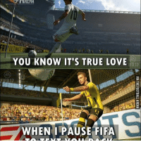 True 😂😂 🔺FREE FOOTBALL EMOJI'S ➡️ LINK IN OUR BIO!!!: TLHENA  YOU KNOW IT'S TRUE LOVE  WHEN I PAUSE FIFA True 😂😂 🔺FREE FOOTBALL EMOJI'S ➡️ LINK IN OUR BIO!!!