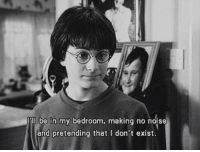 Anne Frank just before going into hiding (1942): Tll be in my bedroom, making no noise  and pretending that I don't exist Anne Frank just before going into hiding (1942)