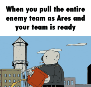 To be a good Ares: To be a good Ares