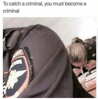 Memes, 🤖, and Criminal: To catch a criminal, you must become a  criminal Oink