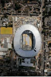 Memes, 🤖, and Dare: TO DARE IS TO DO Tottenham's new stadium looks like a toilet seat https://t.co/NZPOCMwR1o