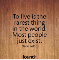 Memes, Oscars, and Oscar Wilde: To live is the  ,rarest thin  in the worl  Most people  just Oscar Wilde  found Spot on! Double tap if you agree and tagba friend that needs to see this!