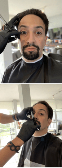 ...to shape up my actual goatee on my actual face this morning, since he's had the practice. BUT WAIT THERE'S MORE https://t.co/RWd3Q67hVf: ...to shape up my actual goatee on my actual face this morning, since he's had the practice. BUT WAIT THERE'S MORE https://t.co/RWd3Q67hVf