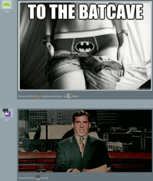 When feeds alignomg-humor.tumblr.com: TO THE BATCAVE  17:17  Ekmeme.com  Reposted from  batgirlinwonderland via  Ankhe  17:17  Reposted from  totento When feeds alignomg-humor.tumblr.com