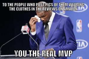 I probably saved thousands of dollars because of this.: TO THE PEOPLE WHO POSTPICS OFTHEM WEARING  THE CLOTHES IN THE REVIEWS ON AMAZON  IA  OU-THE REAL MUP I probably saved thousands of dollars because of this.