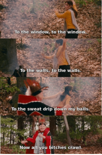 lyrics windows to the walls till the sweat