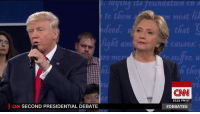 """to them  deed  light and  CN SECOND PRESIDENTIAL DEBATE  nest  that  causes  the  CNN  10:21 PM ET  """"I'm not un-proud of it"""" says Donald J. Trump when asked about his 3am Twitter storm attacking a former Miss Universe. http://cnn.it/2dCHY5c"""