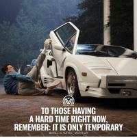 "Memes, Time, and Wolf: TO THOSE HAVING  A HARD TIME RIGHT NOW,  REMEMBER: IT IS ONLY TEMPORARY  @MILLIONAIRE MENTOR Shoutout to those having a hard time right now! Remember this is only temporary. Type ""yes"" if you agree!👇 - labo wolf hardtime yes millionairementor"