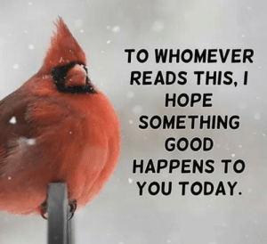 https://t.co/7I1kIL4TD8: TO WHOMEVER  READS THIS, I  НОРЕ  SOMETHING  GOOD  HAPPENS TO  YOU TODAY. https://t.co/7I1kIL4TD8