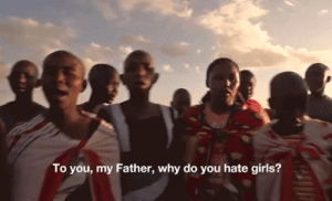 Children, Girls, and Life: To you, my Father, why do you hate girls? systlin: appropriately-inappropriate:  kittiesatemypronouns:   r1vk4:  'To you, my Father, who do you hate girls? With the same hatred you hate our Mothers…' In the village of Umoja in Kenya, men are not welcome. In fact, they are banned. In Swahili, one of Kenya's official languages, Umoja means unity. It is a safe and inspirational refuge for 50 women and 200 children. Umoja was founded in 1990 by female survivors of rape and sexual violence. It has also become a haven for women fleeing sexual and domestic violence, and welcomes people fleeing female genital mutilation, child marriage, and more. 'I wouldnt wish any Maasai girl to go through what I went through.' The local Samburu culture is patriarchal where historically women are seen as property. Beading is culturally significant and the women are able to support themselves by selling crafts. Protected by a wall of thorns, the village is self-sufficient and the women run their own lives. Despite resistance from local male-run tribal groups, the village continues to grow. Life is frugal, but the women own the land the village is on and proudly call Umoja their home. A beacon of light for women, Umoja has inspired other women-only villages in Kenya.  - Umoja: The Town Where Men Are Banned   They are making and selling jewelry online now! ☺☺ https://umojajewellery.com/   Oh fuck I want the jewelry. That's gonna be gifted to everyone come holiday season.   Welp time to buy some jewelry