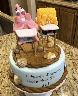 Today's my 25th birthday, my husband is a pastry chef and made me a cake: Today's my 25th birthday, my husband is a pastry chef and made me a cake