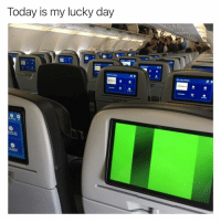 Funny, Lotto, and Today: Today is my lucky day I should go play the lotto