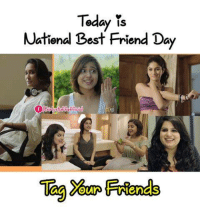 Best Friend, Friends, and Memes: Today  is  National Best Friend Day  Friends