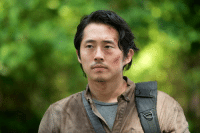 Martin, Memes, and 🤖: Today is Steven Yeun's birthday. R.I.P Glenn. hit that like button to wish him a HBD.  ~Martin