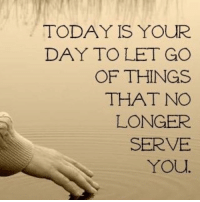 Memes, Today, and Goodvibes: TODAY IS YOUR  DAY TO LET GO  OF THINGS  THAT NO  LONGER  SERVE  You Via @we_are_spiritual - Today's mantra 🙏🏻 positivethinking goodvibes letgo awakespiritual