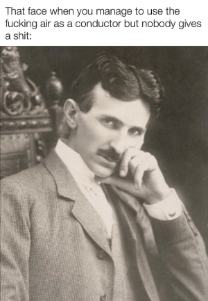 Today we remember Tesla, even though it's Edison's Birthday: Today we remember Tesla, even though it's Edison's Birthday