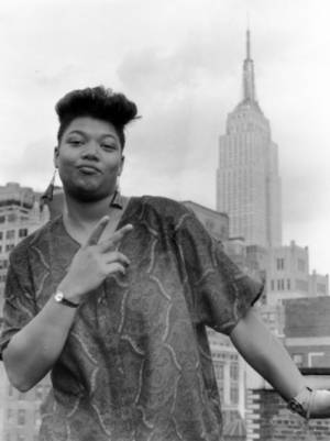 Queen Latifah, Tumblr, and Queen: todayinhiphophistory:  Today in Hip Hop History:Queen Latifah was born March 18, 1970
