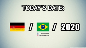 It's that time of the year https://t.co/GUKjDrMyJi: TODAY'S DATE:  / 2020  TrollFootball  O TheFootballTroll  fy TrollFootball  O TheFootballTroll It's that time of the year https://t.co/GUKjDrMyJi