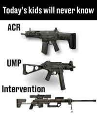 Heaven: Today's kids will never know  ACR  UMP  Intervention Heaven