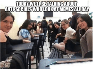Dank, Memes, and Target: TODAYWELL BETALKING ABOUT  ANTIHSOCIALSWHOLOOKAT MEMES ALL DAY  mgtlip.com If only. by YasinMd MORE MEMES