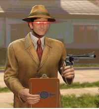 Skyrim, Who, and Man: Todd Howard instinctively tracks and locates a man who refuses to buy Skyrim (circa 2017)