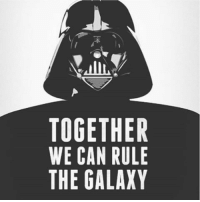 Memes, Rey, and May the 4th: TOGETHER  WE CAN RULE  THE GALAXY  REY  L(  HRL  TNA  EAG  GCE  OEH  TWT May the 4th be with you🖖🏾👽