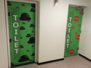 "Tumblr, Blog, and Http: TOILET  TOILET canned-chaos: fabrickind:   teamrocketing:  my university has these toilets and they're honestly ridiculous  ""what is your gender?"" ""Top hats""   *walks up to these toilets in a bowler hat and red lipstick* *panics*   both of these toilets are for liza minnelli and no one else"