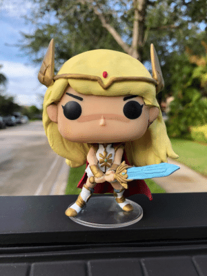 tolstoyevskywrites:  clayandstuff:Custom She-Ra Funko Pop! Season 3 was spectacular! You did such a good job!She-Ra funko pops are all I want XD: tolstoyevskywrites:  clayandstuff:Custom She-Ra Funko Pop! Season 3 was spectacular! You did such a good job!She-Ra funko pops are all I want XD