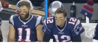 England, Memes, and Tom Brady: Tom Brady watching all his weapons leave New England https://t.co/UAjJNCDm8T