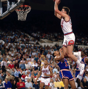 Tom Chambers had one of the best dunks of all-time with this poster on Mark Jackson 😤 https://t.co/edBJQXZj9M: Tom Chambers had one of the best dunks of all-time with this poster on Mark Jackson 😤 https://t.co/edBJQXZj9M