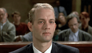 Tom Hanks only ACTED like he had AIDS in Philadelphia (1993), for which he was given an Academy Award for his deceit: Tom Hanks only ACTED like he had AIDS in Philadelphia (1993), for which he was given an Academy Award for his deceit