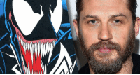 "Memes, Tom Hardy, and Http: Tom Hardy says VENOM is based on the ""Lethal Protector"" storyline; confirms the film takes place in San Francisco. http://bit.ly/2BY0XAZ  (Andrew Gifford)"