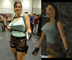 Tomb Raider Cosplay: Tomb Raider Cosplay